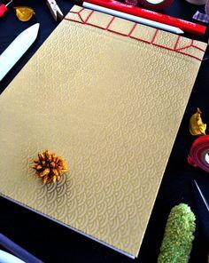 #bookbinding #JapaneseStabBinding #handmade #bookswithoutpaste #handmadenotebook #notebook #lokta #handprinted #kemik www.instagram.com/kemikkagit