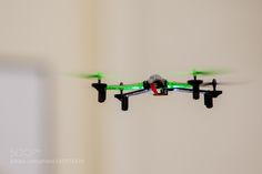 Drone in Flight by StephanClaes