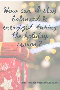 Overwhelmed with holiday stress? The busy holiday season is full of extra errands, shopping, travel and entertaining, that can leave you feeling stressed, drained, depleted. Use these tips to regain balance, calm, and energy. Click the link to try it now. #holidaystress #unhappyholidays #stressrelief #stressless #stressmanagement Feeling Fatigued, Feeling Stressed, Feeling Overwhelmed, How Are You Feeling, Holiday Stress, Shopping Travel, Stress Less, Positive Outlook, Take A Nap