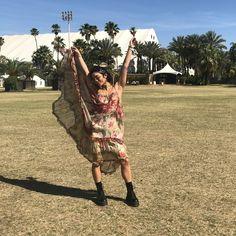 Coachella babe