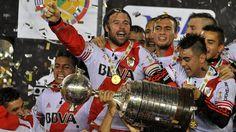 River venció a Tigres por 3-0 y se alzó con la Copa Libertadores después de 19 años