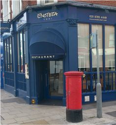 Enoteca Turi is a family-run Italian restaurant on Putney High Street. They specialize in authentic regional cuisine, using traditional ingredients that are in season and at their best. It is also the place to experience some of the finest Italian wines in London.  Since opening in 1990, the restaurant has grown organically, during which time they have developed their own style of food,  Italian wine cellar and a unique ambience.