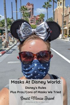 Finding a comfortable mask for Disney World and understanding Disney World's mask policy is important when planning your next trip. Disney World Shows, Disney World Rides, Disney World Florida, Disney World Parks, Disney World Planning, Disney World Tips And Tricks, Disney Tips, Disney World Resorts, Disney Vacations