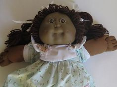 Vintage Cabbage Patch Kid by Waitingforgeorge on Etsy