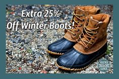 2917a5b3a014 Extra 25% Off Winter Boot Sale Happening Now! Sorel Duck Boots