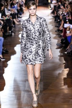 Stella McCartney - Spring/Summer 2014 Paris Fashion Week