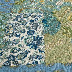 Luxury 3Piece Patchwork Quilt Set with Shams Soft Reversible AllSeason Cotton Bedspread  #QuiltsSets