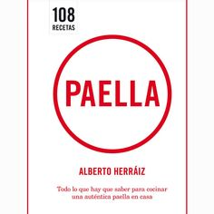 """Libro """"Paella"""" de Alberto Herráiz"""