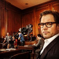 """""""Bull. It's a real thing.."""" ~ Michael Weatherly"""