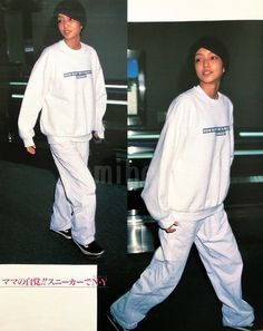 Photobooks / 1997 - Get Dream Harajuku Fashion, Fashion Outfits, Fashion Trends, Fashion Pants, Style Fashion, Aesthetic Fashion, Aesthetic Clothes, Sup Girl, 2000s Fashion