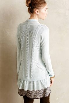Image result for Ismare Cabled Cardigan