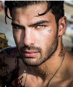 New fitness model male inspiration eye candy Ideas Beautiful Women Quotes, Beautiful Tattoos For Women, Beautiful Men Faces, Gorgeous Men, Handsome Men Quotes, Handsome Arab Men, Handsome Faces, Male Eyes, Male Face