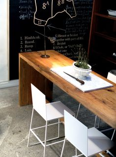 10 Narrow Dining Tables For A Small Dining Room: Table: Narrow Dining Tables For Cozy Dining Furniture – Modern House Long Narrow Dining Table, Long Desk, Narrow Table, Narrow Dining Tables, Wooden Diy, Dining Room Table, Small Dining, Wooden Dining Tables, Narrow Desk