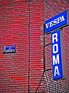 Vespa Roma by jbon84, via Flickr.