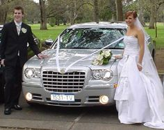 Wedding Chrysler Car