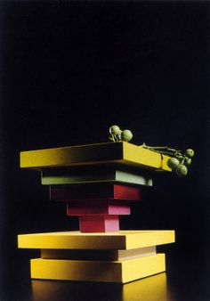 Ettore Sottsass, fruit bowl for The Gallery Mourmans, 2000
