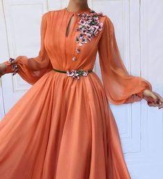 Fashion dresses couture robes 37 new Ideas Ball Gown Dresses, Evening Dresses, Dress Up, Prom Dresses, Hijab Evening Dress, Hippie Dresses, Long Dresses, Dress Long, Dress Shirt