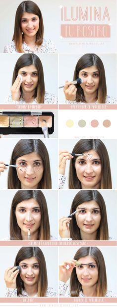trucos y consejos para iluminar el rostro