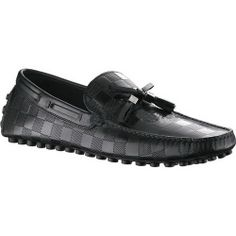 Louis Vuitton Imola Loafer In Damier Embossed Leather Yrzk1Mde Bur