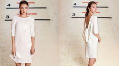 Spring / Summer 2015 Spring Summer 2015, Pretty Little, White Dress, Wedding Dresses, Design, Fashion, Bride Dresses, Moda, Bridal Gowns