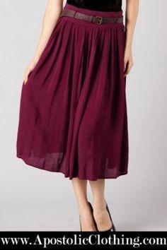 love the skirt :)