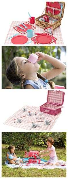 ¿Nos vamos de picnic? #picnic #niños #verano