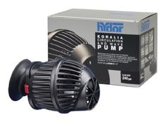 Hydor Koralia Nano 240 Aquarium Circulation Pump, 240 GPH - Circulation pump for freshwater and marine aquariums. Designed for use with timers and wavemaker systems. Includes magnet-suction cup mounting system for free positioning in aqaurium.