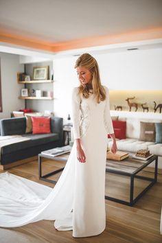 Navascués – Vestidos Novia Navascués – BRIDES