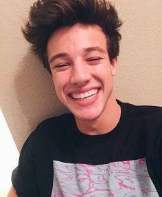 to see him smile makes me smile 17473x more
