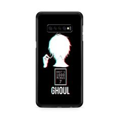 Tokyo Ghoul Whats 1000 Minus 7 Samsung Galaxy S10e   Miloscase Plastic Material, Tokyo Ghoul, Perfect Fit, Phone Case, Samsung Galaxy, Prints, Cell Phone Cases, Phone Covers, Phone Cases