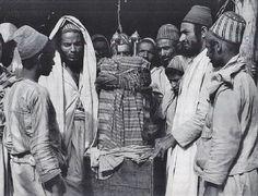 Yemeni Jews, early 20th century.