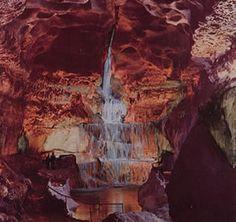Cascade Caverns-Boerne, TX