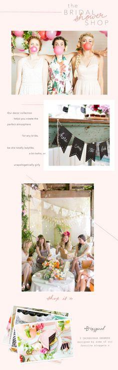 Anthropologie Weddings | BHLDN | Bloggers | Decor | Design | Email