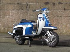 1963 Lambretta TV175 with Mugello 186