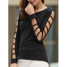 Tees & Tank Tops For Women - Funny Cool Graphic Tees & Cute Long Tank Tops Fashion Sale Online | TwinkleDeals.com Page 5