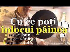 Cu ce poți înlocui pâinea? - YouTube Youtube, Friends, Vegetarian, Vegan, Diet, Amigos, Vegans, Boyfriends, Youtubers