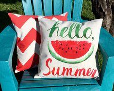 Summer Pillows