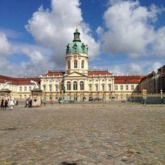 Charlottenburg Palace Notre Dame, Palace, Berlin, Louvre, Building, Travel, Instagram, Viajes, Buildings