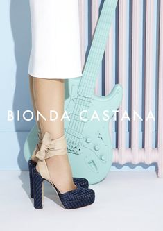 Bionda Castana Spring 2012 Campaign by Aaron Tilley
