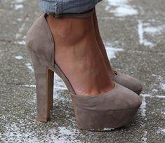 Chunky Heels!