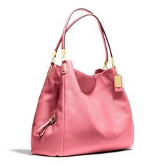 Coach Madison Phoebe Shoulder Bag In Leather - LOVE this bag!