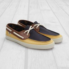 27d8915c74 Vans Surf 2012 Spring Chauffeur Vans Boat Shoes