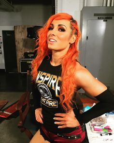 Becky Lynch #babesFromWrestling