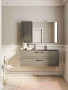Risultati immagini per mobile bagno chic retro