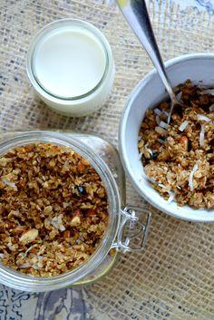 i talk to food: Spent Grain Granola