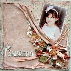 Sabrina- Scrap That October Kit Reveal!!! - Scrapbook.com