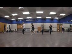 Clogging 171 Dance Test group 2