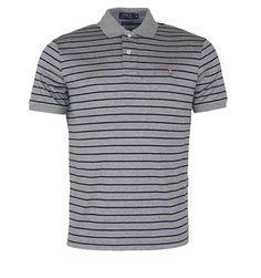 Ralph Lauren Striped Classic Polo Shirt