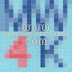 www.mathworksheets4kids.com