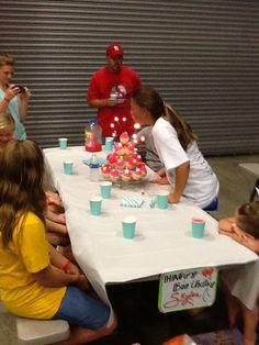 Make a wish! Another memory made at GA Wichita.